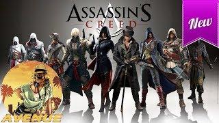 Трейлер Assassin's Creed - фан трейлер (US)
