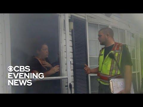 Evacuation Orders Fayetteville, North Carolina, Over Rising Rivers