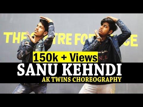 Sanu Kehndi   AK Twins Choreography   Akshay Kumar   Parineeti Chopra   Kesari   Dance Video