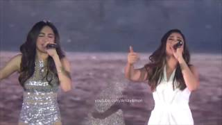 Morissette Amon Sings Secret Love Song with Julie Ann San Jose