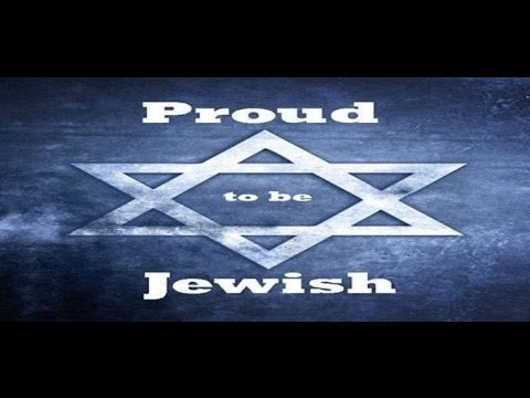 Proud to be Jewish