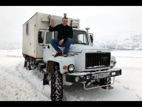ГАЗ-3308 TURBO DIESEL. Почти Автозак.