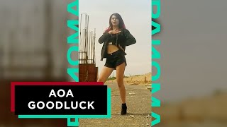 AOA(에이오에이) _ Good Luck(굿럭) dance cover #Shorts | Yi Lyn (for…