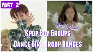 Baixar PART 2 || Kpop Boy Groups Dancing Girl Group Dances || WEEKLY IDOL EDITION