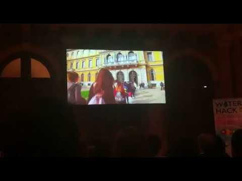 Water-Hack - Milano - 2017 - l'Euclide protagonista