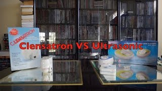 Ultrasonic vs Clensatron Conta…