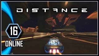 DISTANCE Multiplayer Gameplay - Online PC Racing Game #16