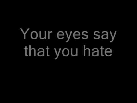 In pieces-Linkin park Minutes to midnight [with lyrics]