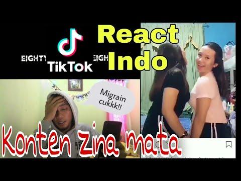  reaction -cewek-tiktok-damage-nya-gak-ngotak-#tiktokindonesia