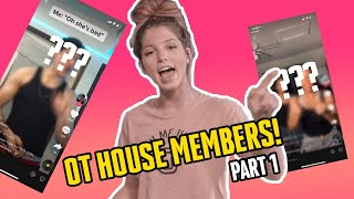 Overtime Megan Reacts To OT House Member TikToks! Who's In The House??