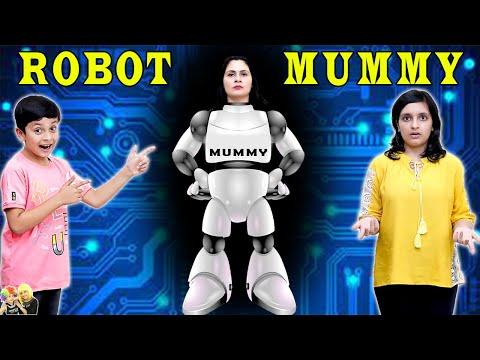 ROBOT MUMMY | A Short Movie | Types of mummy | Aayu and Pihu Show
