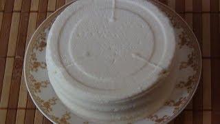 Домашний сыр (проверенный рецепт).(Приготовил домашний сыр типа Адыгейского. Получилось очень здорово. Мой блог: http://prigotovimdoma.ru/ Мой Twitter: https://twit..., 2013-11-26T16:59:00.000Z)