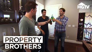 Property Brothers at Home: Home Is Where the Heart Is