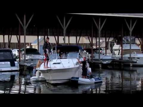 Mini Boat Towing Service
