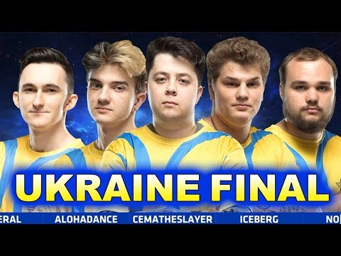 UKRAINE BLUE vs YELLOW - GRAND FINAL - UA WESG 2018 DOTA 2 thumbnail