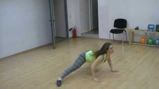 реггетон,танцы,обучение
