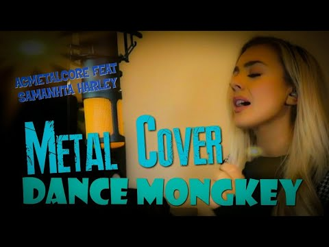 tones-and-i---dance-monkey-(-rock-cover-)-feat-vocal-cover-samantha-harvey-(-tik-tok-)