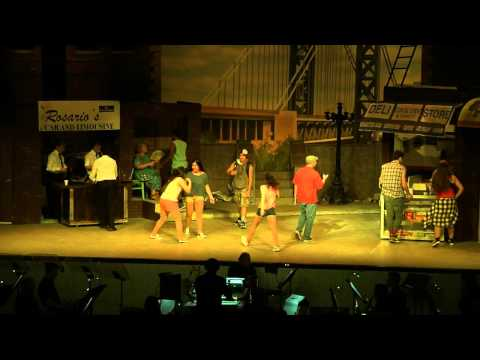 """Bryan High School Fine Arts """"In The Heights"""" / Educational Purposes"""