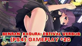vuclip Senran Kagura: Estival Versus [PS4] GAMEPLAY #20 (HIKAGE) SEXY EMOTIONS UNLEASHED!!