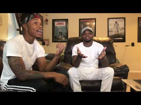 Rapper Records Amazing Song In World's Most Ghetto Studio! - REACTION (SPONSORED)