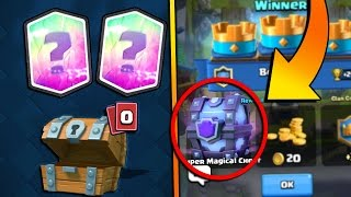FREE SUPER MAGICAL CHEST & FREE LEGENDARY! Clash Royale How To Get FREE Super Magical Chest!