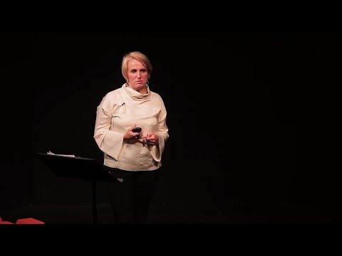 Do you hear my voice? + performance   Mary Bourne   TEDxKingstonUponThamesSalon