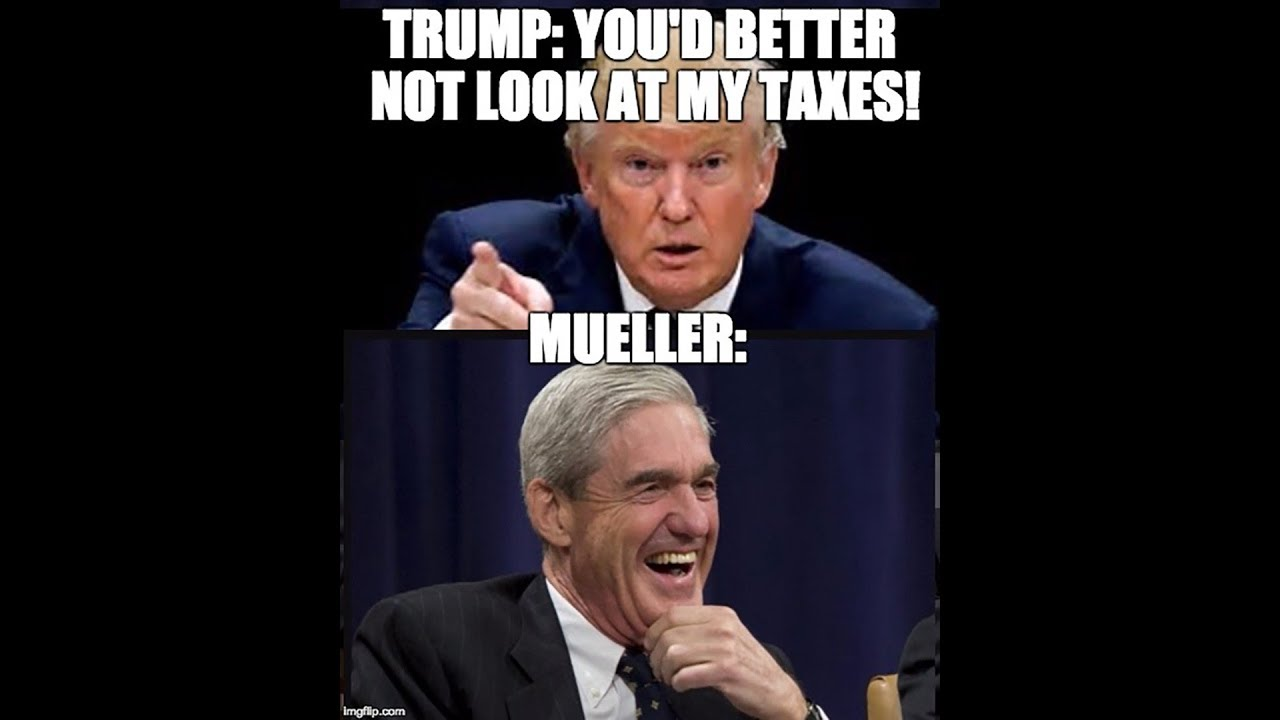 TRUMP IS A LYING BIT@H & THE MULLER REPORT IS JUICY