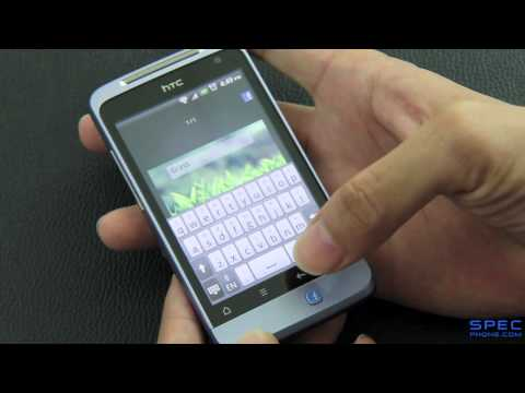 Review HTC Salsa By Specphone