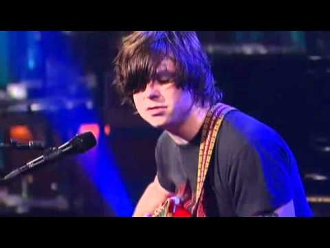 Ryan Adams  If I Am A Stranger   On Letterman