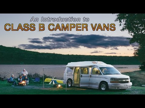 An Introduction to Class B Camper Vans • Guaranty.com