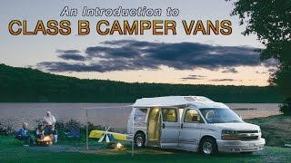 An Introduction to Class B Camper Vans • Guaranty.com