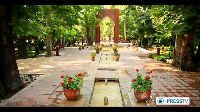 Iran Ancient Method Persian Gardens باغهاي پارسي سبك باستان ايران Youtube