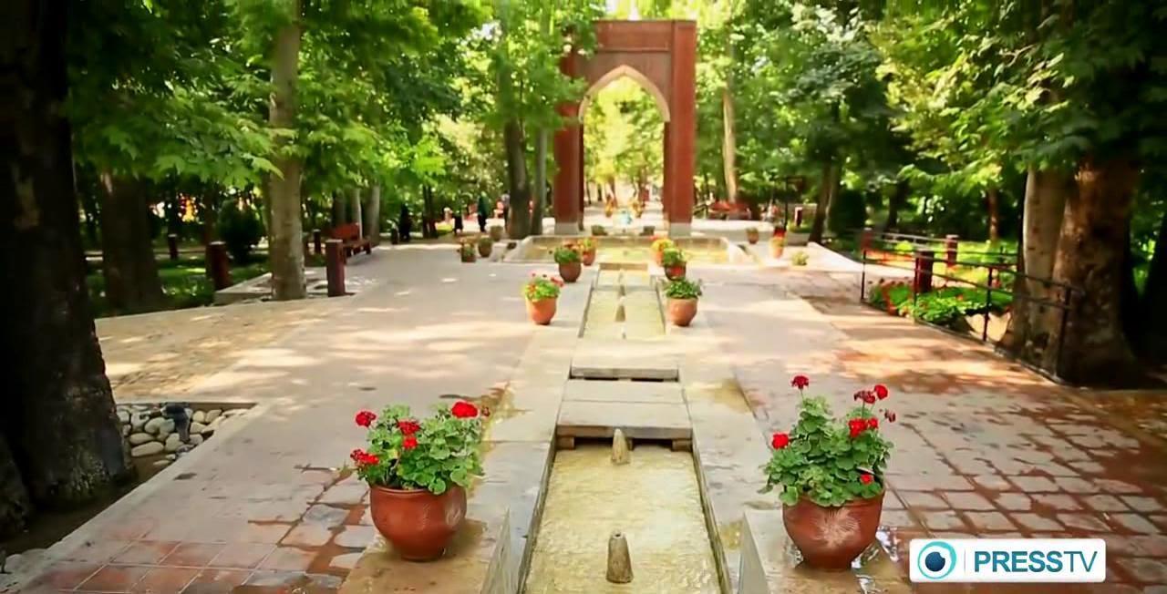 Perfect Iran Persian Gardens باغهاي پارسي و ايراني   YouTube