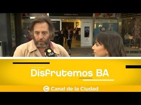 """BAFICI 2018: Entrevista al Director de """"La Flor"""" Mariano Llinás en Disfrutemos BA"""