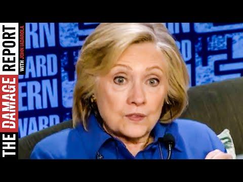 Hillary Clinton Attacks Bernie On Howard Stern