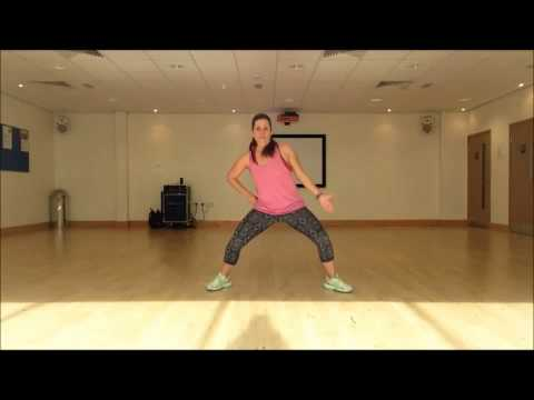 Just Can't Rely On You Dance Fitness Toning Choreography