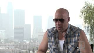 Furious 7 Vin Diesel gets teary eyed when talking about Paul Walker