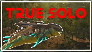 True Solo S3 E1: Starfighter | Astrodelphis PVP & Insane Day 1 Loot | Official 1x ARK |