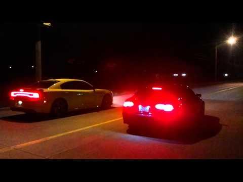 2012 Charger SRT8 Superbee vs 2012 S4