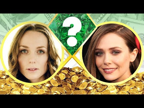WHO'S RICHER?  Kerry Condon or Elizabeth Olsen?  Net Worth Revealed! 2017