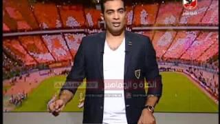 """شادى محمد لـ جمال عبد الحميد """"لاعبى الاهلى رجاله ومحدش يقدر يهزقهم"""""""