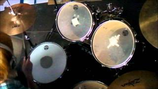 The Kiddie - Sun'z Upを叩いてみた(Drum Cover)