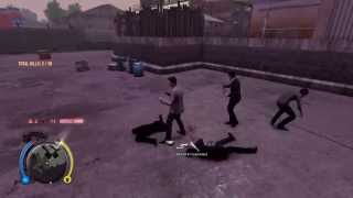 Sleeping Dogs: Definitive Edition: (Death By A Thousand Cuts)