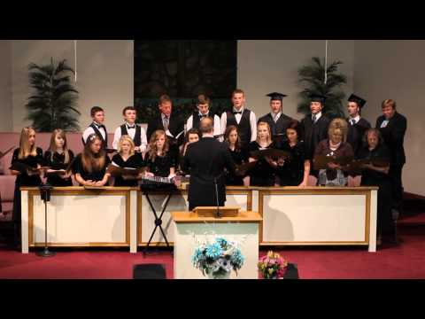 "Heritage Christian School Performs ""Only God"" During Class of 2012 Commencement Exercises"