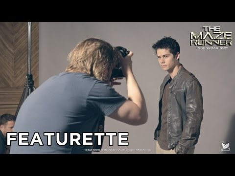 "The Maze Runner [Featurette ""Behind-the-scenes Photo Shoot in London"" in HD (1080p)]"