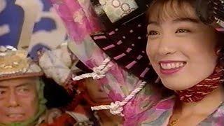 1994年ごろの日清のうどんの乱そばの乱のCMです。雛形あきこさんが出演...