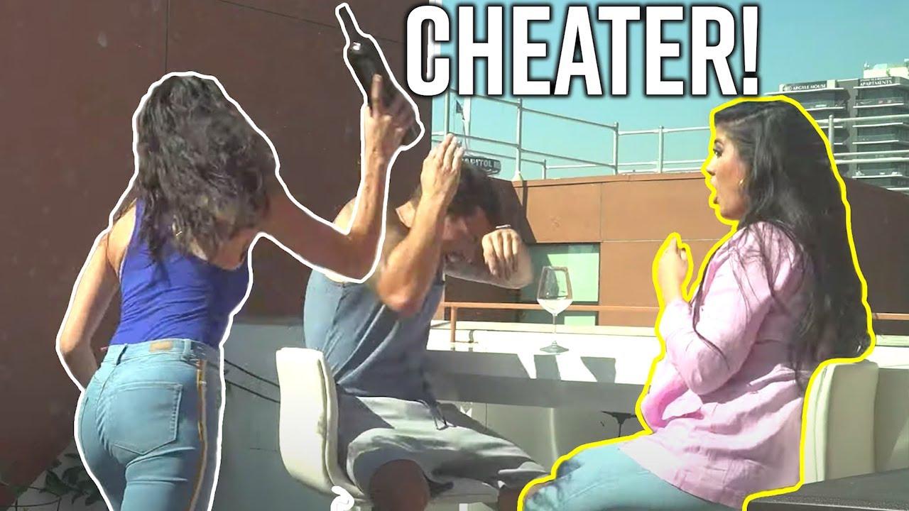 Crazy Ex Girlfriend Prank!