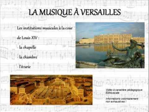Versailles musique