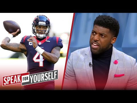 Wiley & Acho react to Dick Vermeil's blunt criticism of Deshaun Watson | NFL | SPEAK FOR YOURSELF
