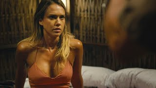 Jessica Alba in Mechanic Resurrection